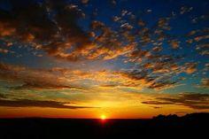 Sante Fe sunset