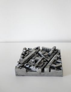 model architecture | Thesis project 'Copenhagen City Museum' by Hedvig...
