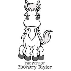 Presidential Pets of the Day: Zachary Taylor(1849-1850)