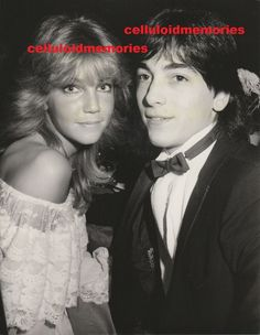 Orig Photo Scott Baio Happy Days Heather Locklear T J Hooker Melrose Place '83 3