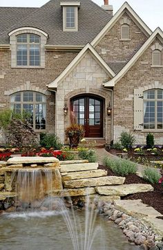 Stone And Brick Exterior Design 99 Awesome Pictures (6)
