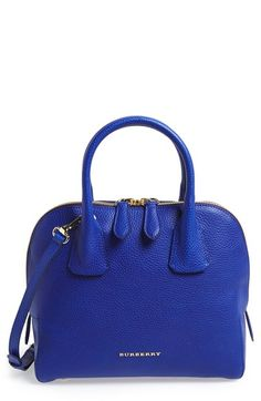 Free shipping and returns on Burberry 'Small Yorke' Satchel at Nordstrom.com.