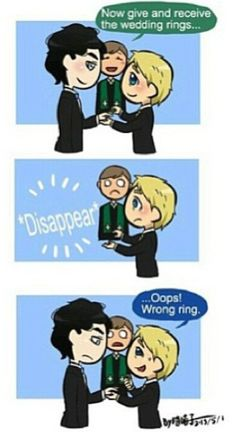 OMG Hobbit-Sherlock is the best!!! <3 I don't ship them but this is still pretty funny!
