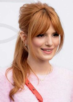 7.Strawberry Blonde Hair