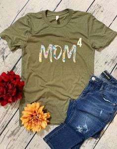 Excited to share this item from my shop: Mama shirt// Mama // Mom of Girls //Mom Shirts// Mom of Boys // // Mom Life // Mom squared // Wife //Gift // Mom 2 // Mom Mom 4 // Momma Shirts, Mom Of Boys Shirt, Boys Shirts, Cute Shirts, Mom And Me Shirts, Mothers Day Shirts, T Shirt Custom, Diy Gifts For Mom, Vinyl Shirts