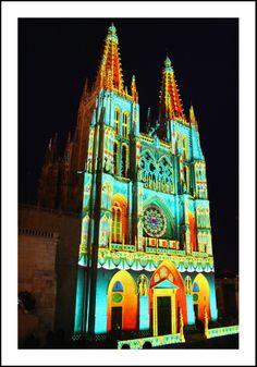 Noche Blanca de Burgos 2014