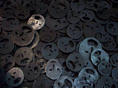 The Jewish Museum, Shalekhet (Fallen Leaves), Israeli artist Menashe Kadishman, 2013