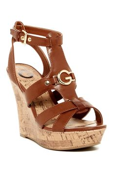 Dashh Wedge Sandal by G by GUESS on @HauteLook