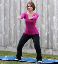 14 fitness exercises for horse riders
