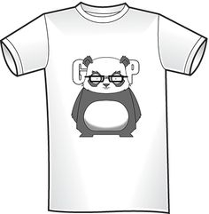 """""""GP Glasses"""" Back us on Kickstarter and be one of the first ever to get this shirt."""