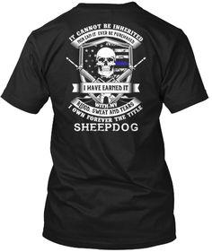 Sheepdog Title | Teespring