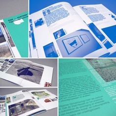 Landscape of Images - A view on visual arts in Limburg by The Second of May , via Behance