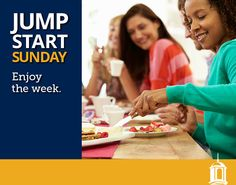 """Turn Monday into a """"funday"""" and start the week off right!"""