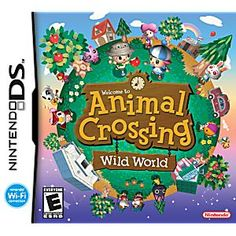 Animal Crossing Wild World - Nintendo DS Game Includes original Nintendo DS game cartridge and may include case and manual. All Nintendo DS games play on the Nintendo DS, DS Lite, and systems. Game Boy, Nintendo Games, Super Nintendo, Nintendo Dsi, Wii Games, Music Games, Nintendo Switch, Nintendo Ds Spiele, Nature