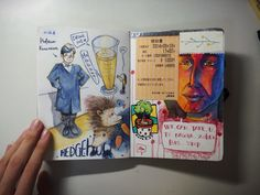 My drawing  #sketchbook #drawing #journal