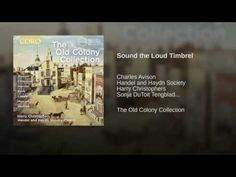 Sound the Loud Timbrel - YouTube