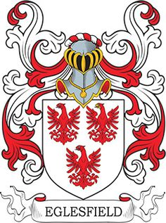 Eglesfield Coat of Arms