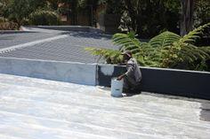 Waterproofing of Concrete Slabs.
