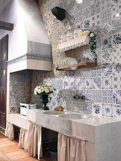 Retro kuchyně Aranez - Retro kitchen Azanez  Kuchyne | www.retrodlazby.sk