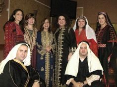 syrian traditional clothing - Szukaj w Google