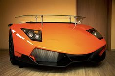 Enjoy the riveting feel of an Italian sports car when you sit behind the Lamborghini Murcielago desk. Work will get done in record time as you cruise by the...