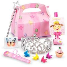 Pinkalicious Party Favor Box Party Supplies