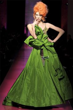 Jean Paul Gaultier Bahar 2012 Couture