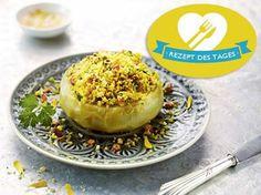 Habt ihr schon eine Idee fürs ABENDESSEN? Wie wäre es mit einem leckeren Couscous-Salat?! Das REZEPT gibt's hier: