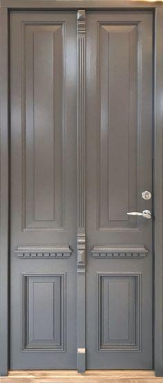 #Vatnestrøm #Iveland #vatnestrømdørfabrikken #treproduksjon #heltredører #eik #litbedredører #spesialdører #håndlaget #kvalitet #sørlandet #doorsofnorway #door #krisiansand #specialdoor #imponerende #ramtredør #spesiellfylling #nicedoor #special #grey #profiles #firedoor Decor, Doors, Home Decor, Furniture