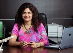 Etihad Airways appoints Neerja Bhatia as VP India and Indian Sub-Continent   TRAVELMAIL