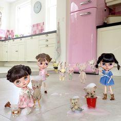 "Dolly Treasures @dollytreasures ""Look mummy!...Instagram photo | Websta (Webstagram)"