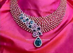 Incredible Designer Diamond Necklace