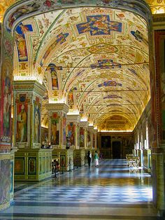 Vatican Museum~ can't wait to go back there
