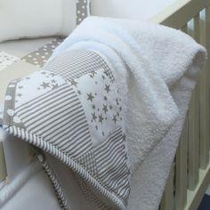 Capa de Baño en patchwork