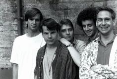 Mark McKinney, Bruce McCulloch, Dave Foley, Kevin McDonald, Scott Thompson. - ALSO DAVE IS LITERALLY ME IN THIS PICTURE.