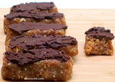 Quinoa Protein Bars are a perfect pre or post-workout food.