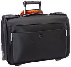 Victorinox Werks Traveler 5.0 WT East West Garment Bag, Black, One Size