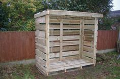 Log shed/store - Arbtalk.co.uk | Discussion Forum for Arborists