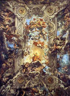 Barroco é o nome dado ao estilo artístico que floresceu entre o final do século XVI e meados do século XVIII, inicialmente na Itália, difundindo-se em seguida pelos países católicos da Europa e da América, antes de atingir, em uma forma modificada, as áreas protestantes e alguns pontos do Oriente.