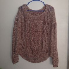 Free People sweater size M/L Super cute great condition Free People Sweaters