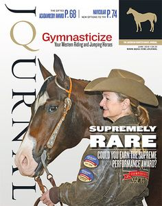 AQHA: Subscribe to the Ranch Horse Journal