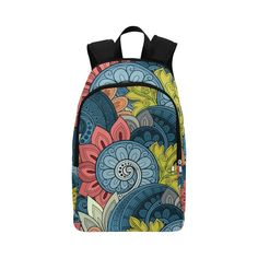 Amazon.com: Unique Debora Custom Outdoor Shoulders Bag Fabric Backpack Multipurpose Daypacks for Adult with Design The Dragon Planet: Clothing