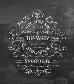 Sweet quote from Christopher Robin to Pooh Bear. Click to enlarge the color you like, then drag to your desktop and print!