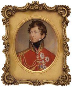 King George IV  ca. 1815