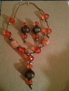 Handmade Jewelry designed by Cherry P @womensmallbiz for our fundraiser