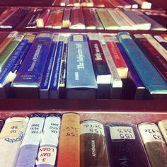 oh books glorious books, Notre Dame St Teresa's Library, Fremantle Western Australia.