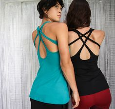Mermaid Top  Cotton Lycra  TEAL  yoga athletic by ShenCreations, $28.00