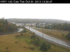Live camera Waverly 118, Nova Scotia Dartmouth Crossing, Canada.