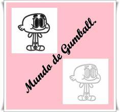 Criando Ideias Legais: Pack.6 - Mundo de Gumball - PNG
