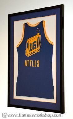 Golden State Warriors Installation